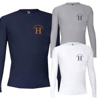 BADGER YOUTH PRO-COMPRESSION LONG SLEEVE TSHIRT